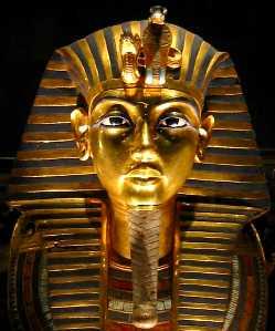 Totenmaske des Tutanchamun, Foto von W.wolny unter CC BY-SA 3.0 lizensiert